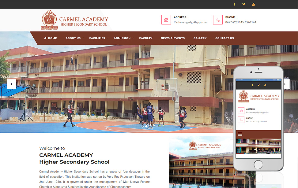 Carmel Academy Higher Secondary School
